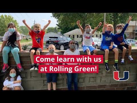 Rolling Green Elementary: UCSD Year Round School
