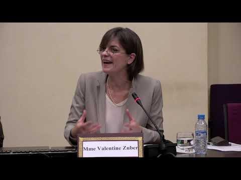Conférence-débat animée par le professeur Valentine Zuber Discutant : M.S. Janjar
