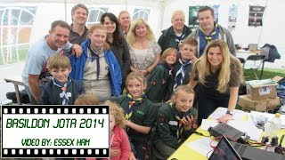 preview picture of video 'Basildon JOTA 2014'
