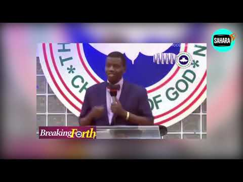 Pastor Adeboye reacts to Daddy Freeze on tithing in Church