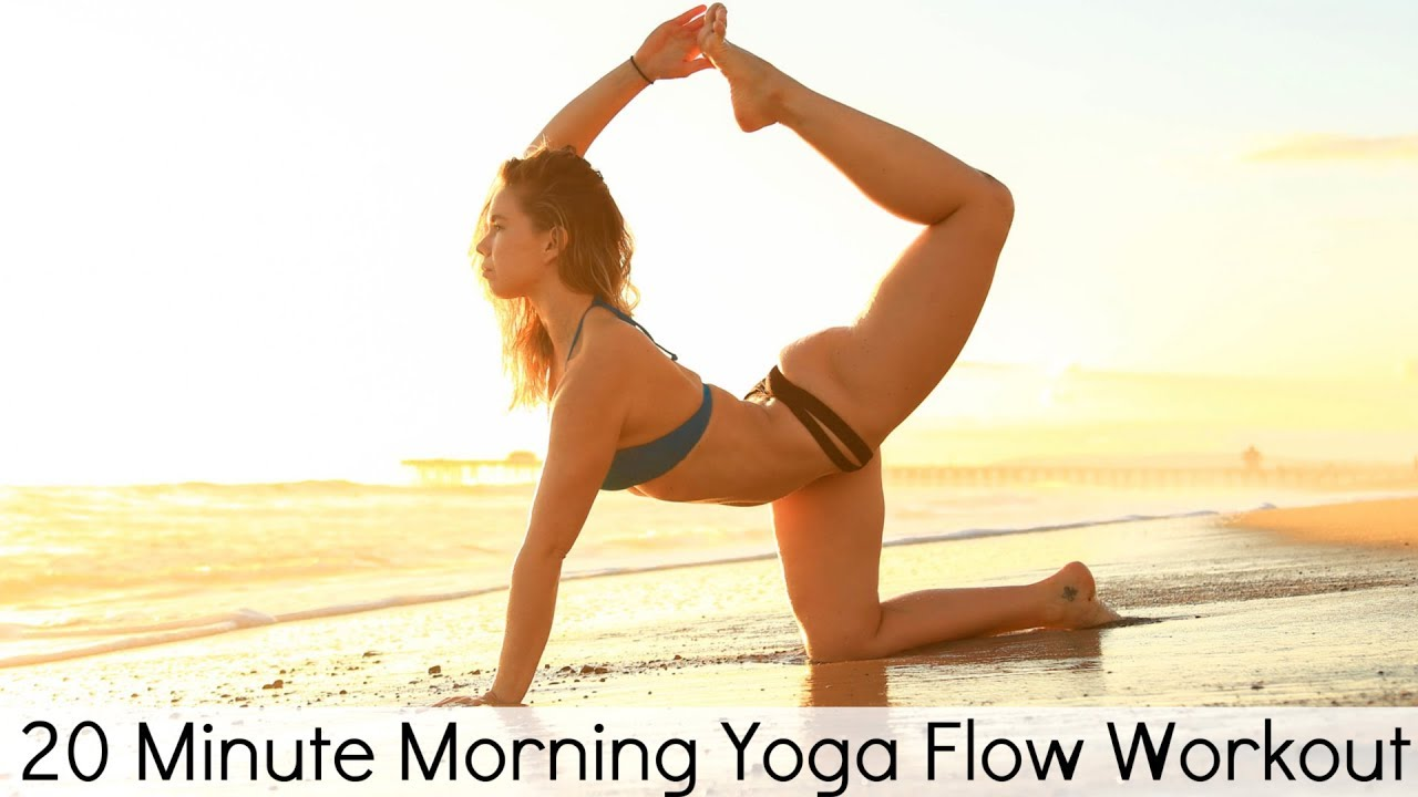 20 Minute Morning Yoga Flow Workout