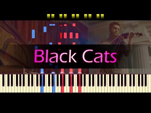 """""""Black Cats"""" - Violin Melody // Slava Makovsky (arr.)"""