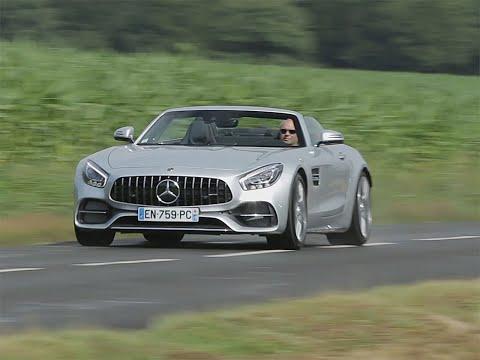 Mercedes-benz AMG GT - AMG GT 4.0 V8 522ch GT S