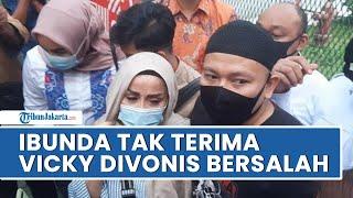 Ibu Vicky Prasetyo Tak Terima Divonis Bersalah terkait Pencemaran Nama Baik Angel Lelga: Saya Kecewa