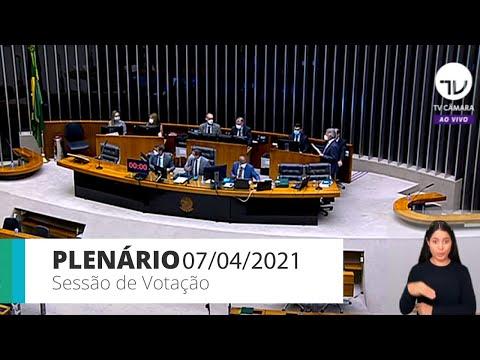 Deputados concluem projeto sobre compra de vacinas por empresas – 07/04/21 - 15h03