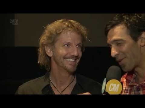 Facundo Arana video Entrevista CM (Up Front Sony Music)  - Octubre 2015