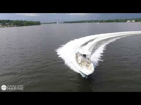 Sailfish 290 CC video