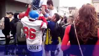 preview picture of video 'Père cent 2014 [Thionville]'