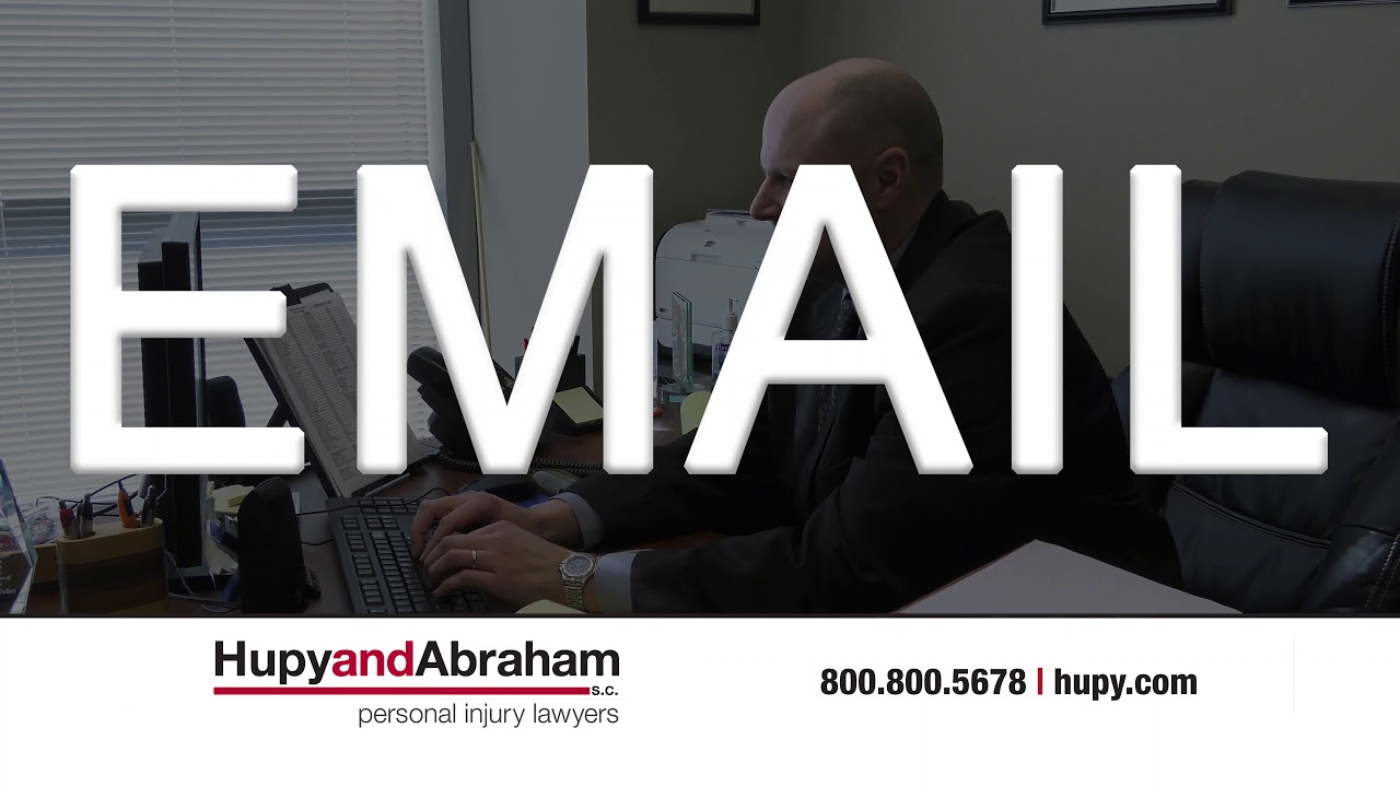 We'll Handle Your Personal Injury Case with No Office Visit!