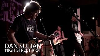 Dan Sultan - 'High Street Riot' (Live at 3RRR)
