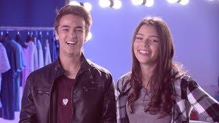 """Alex & Co. - Music Battle di Leonardo Cecchi e Eleonora Gaggero sulle note di """"Live It Up"""""""
