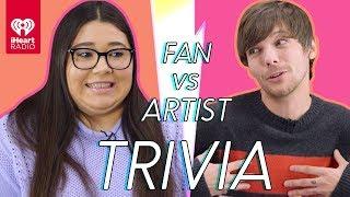 Louis Tomlinson Goes Head to Head With His Biggest Fan! | Fan Vs Artist Trivia