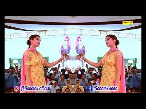 Download SAPNA CHOUDHARY NEW SONG DANCE DAUD KI CHORI Mp4 HD Video and MP3