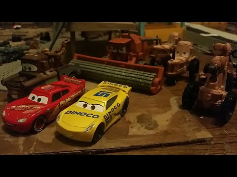 Disney Pixar Cars 3 Frank And Tractor Review