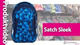 Satch Schulrucksack Sleek - Produktvideo