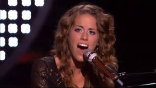Angela Miller - You Set Me Free - American Idol 2013
