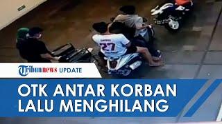 VIRAL Video Remaja di Kalideres Tewas Ditusuk OTK, 2 Orang Langsung Pergi setelah Antar Korban ke RS
