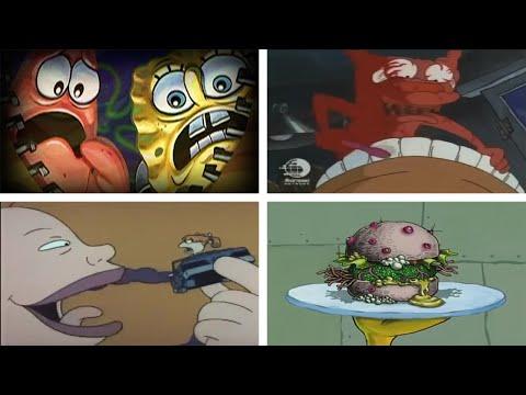 7 Momentos Aterradores y Tétricos en Caricaturas de tu Infancia