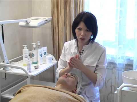 Косметика для чистки лица в косметологии