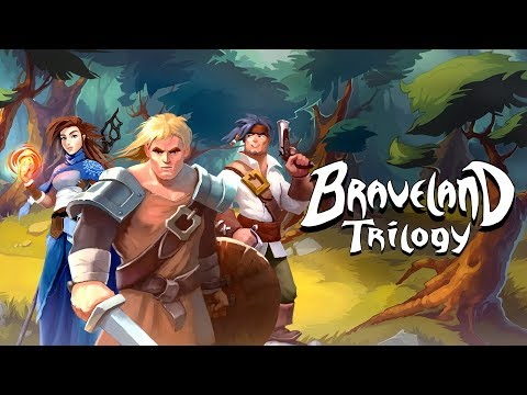 Braveland Trilogy - Nintendo Switch Release Trailer thumbnail