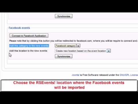 Ep. 54: How to import Facebook events to RSEvents!