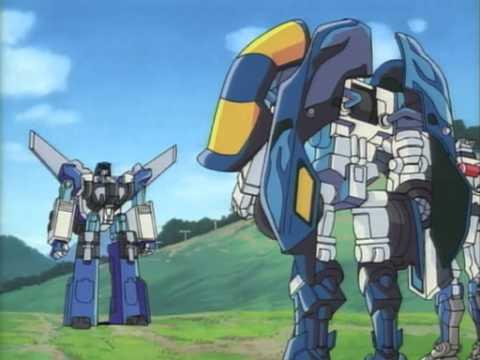transformers robots in disguise episodio 28 poder de sobra