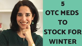 Best OTC Medications for the Winter Season - 5 Must-Have Cold and Flu Meds