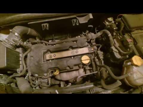 Осмотр модуля зажигания Opel Corsa D