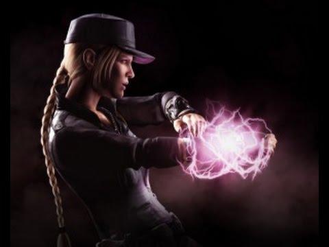 Mortal Kombat XL-Sonya Blade vs Cassie Cage :)