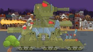 все серии ХОЗЯИН АДА Мульт про танки