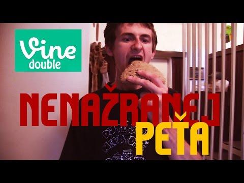 DOUBLE VINE #02 Nenažranej Peťa?!