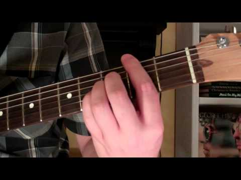 How To Play the F#maj7 Chord On Guitar (F sharp major seventh) 7th