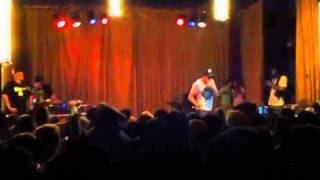Chris Webby- They Already Know (live on Cleveland July 7th