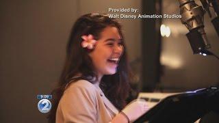 Meet new Disney princess Auli'i Cravalho, star of 'Moana'