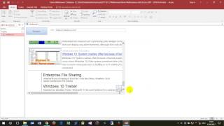 MS Access: Navigate WebBrowser-Control to URL