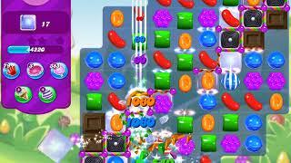Candy Crush Saga Level 4405 (3 stars)