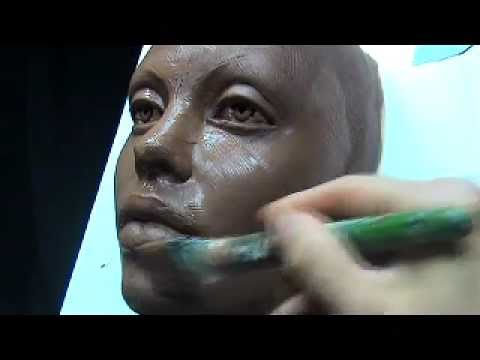 Ginseng face mask