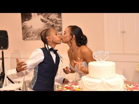 The Benns' Lesbian Wedding!