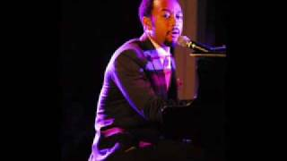John Legend Must Be The Way