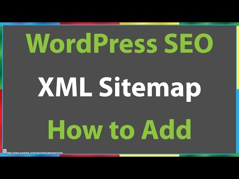 How Do I Add an XML Sitemap to My WordPress Site