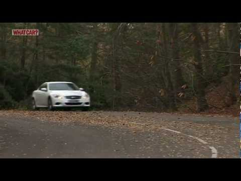 Infiniti G37 Coupe review - What Car?