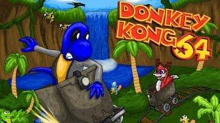 Donkey Kong 64 (1) - A Barrel of Fun