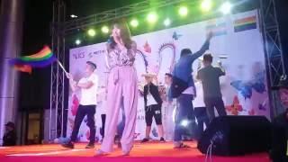 Trò Đùa Tạo Hóa - Hương Giang Idol  tại VietPride Đà Nẵng 14/08/2016