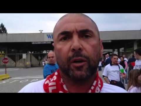 """Matteo Berardi: """"Manifestiamo per chiedere lavoro"""""""