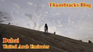 Sands Of A Great Time: Dubai, UAE