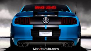 2010 2014 Mustang Sequential Tail Light sequencers