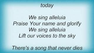 Ffh - We Sing Alleluia Lyrics
