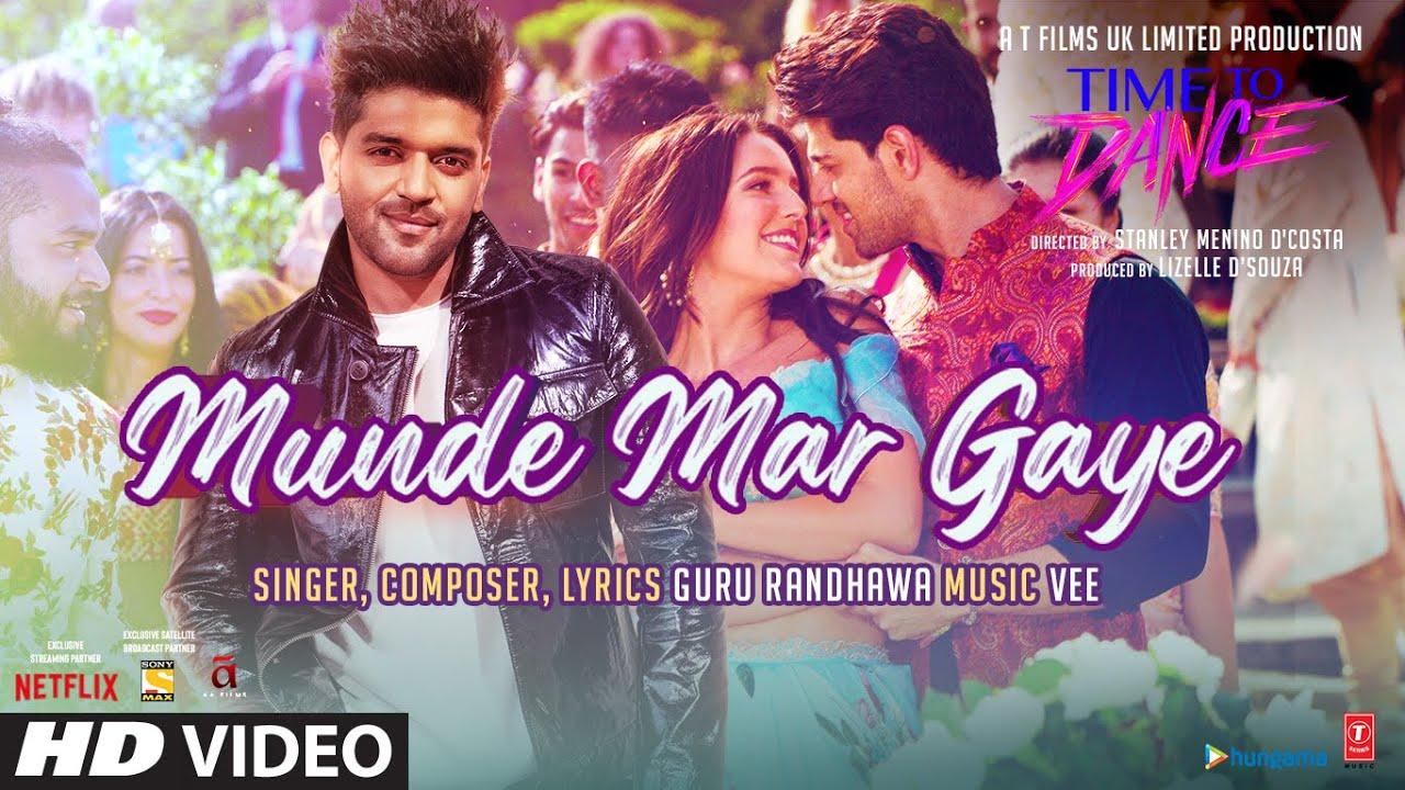 Munde Mar Gaye Lyrics - Guru Randhawa Lyrics
