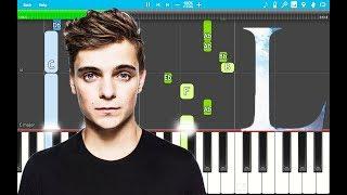 Martin Garrix & Dyro - Latency PIANO Tutorial EASY (Piano Cover)