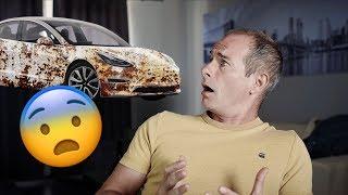 Rozsdásodnak a Tesla Model 3-asok?